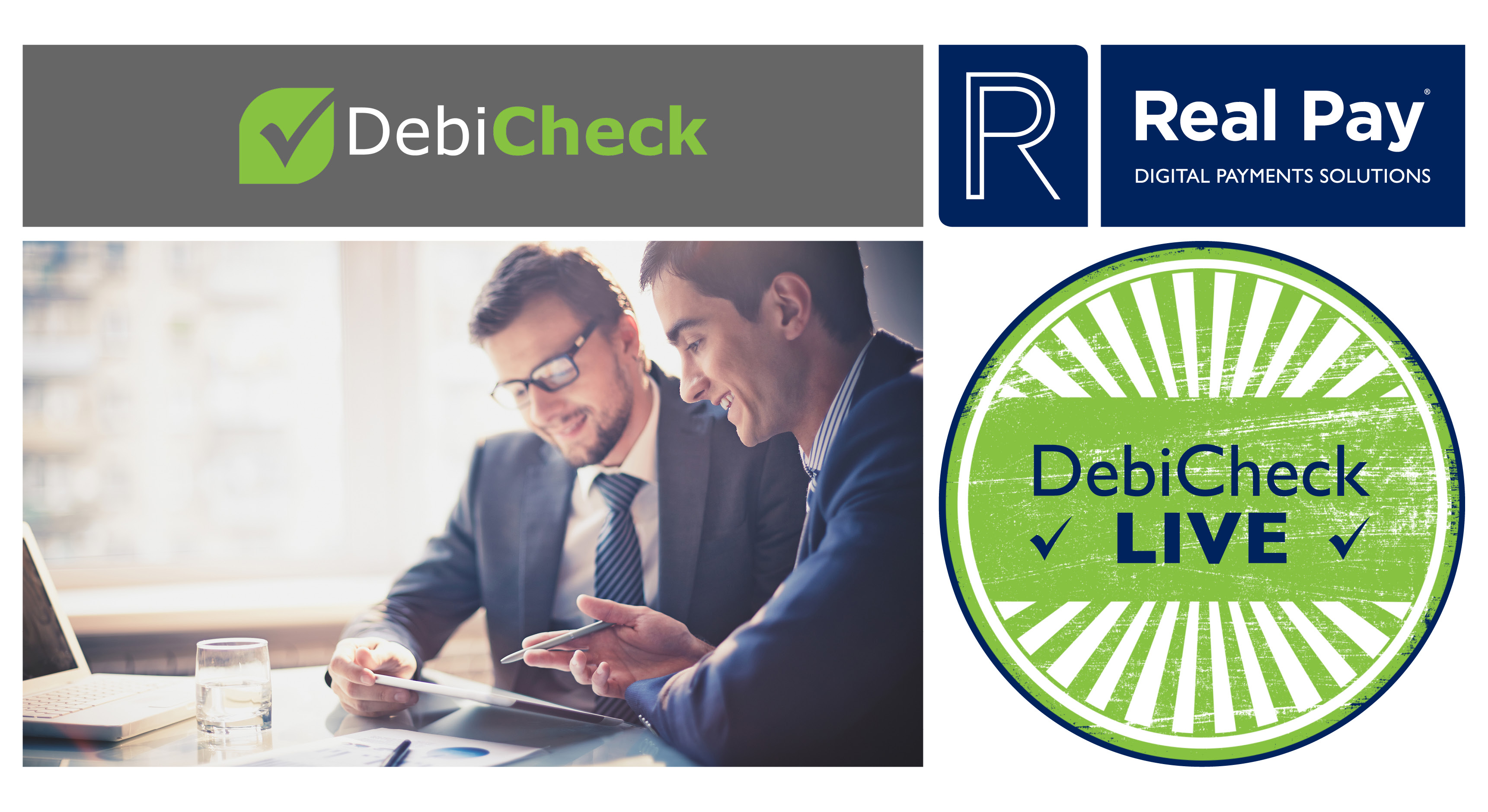 Real Pay DebiCheck Update | January 2020