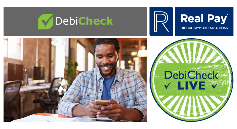 Real Pay DebiCheck Update | July 2020